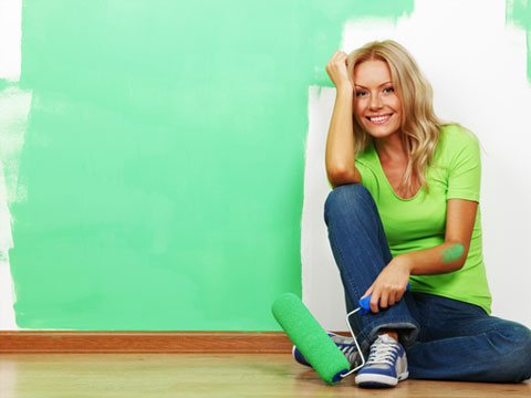 RESIDENTIAL PAINTING AND DECORATING SERVICE