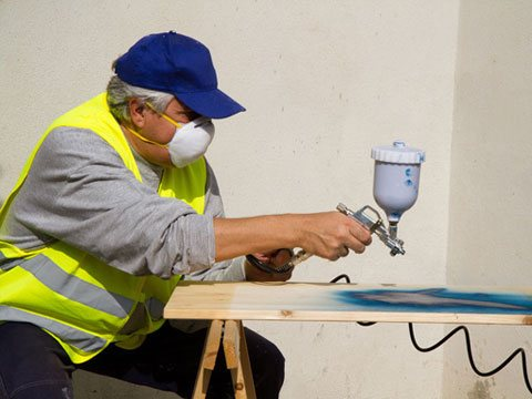 COMMERCIAL PAINTING AND DECORATING SERVICE