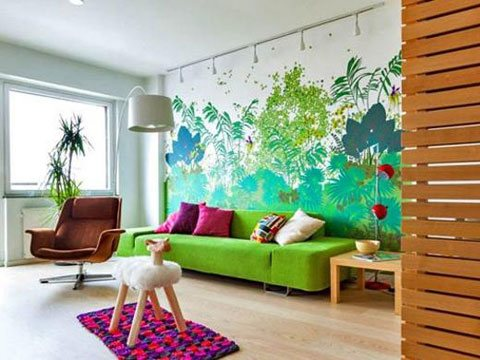 WALLPAPER INSTALLATION AND DECORATING SERVICE